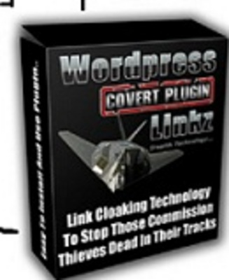 Product picture Word Press Covert Plugin Links Mrr