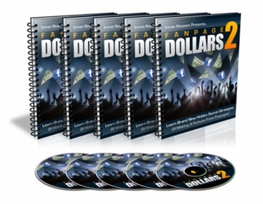 Product picture Fanpage Dollars 2 Video Tutorial +Plr