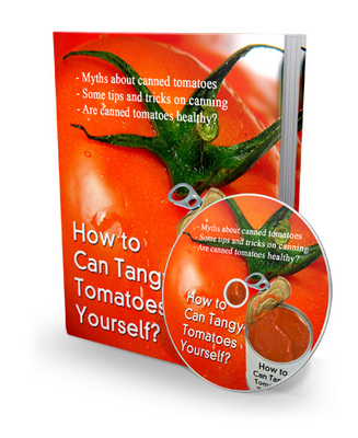 Product picture How To Can Tomatoes Yourself + Master Resell Rights