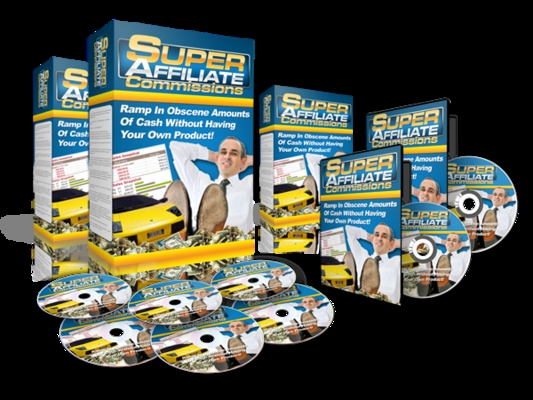 Product picture Secrets of the Super Affiliate Minds Revealed with Mrr